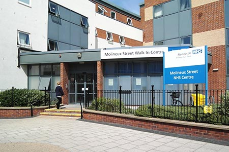 Molineux Street Walk-in Centre